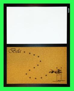 Agility - Cork Board - Bela