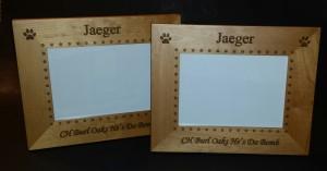 Agility - Frame - Jaeger