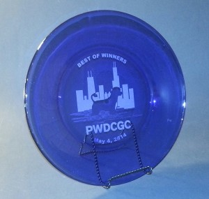 Agility - Plates - PWDCGC BOW