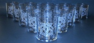 Misc - Juice Glass - Irish 4