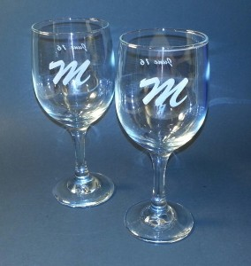 Misc - Wine Glasses - M