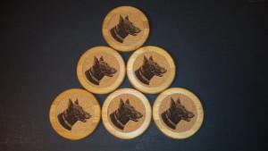 Agility - Coasters - Shepherd 1