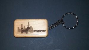 Agility - Key Chain - PWDCGC