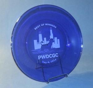 Agility - Plates - PWDCGC BOW