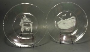 Misc - Anniversary Plates