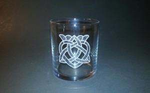 Misc - Juice Glass - Irish 3
