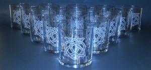 Misc - Juice Glass - Irish 4