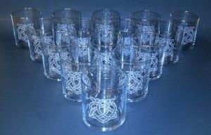 Misc - Juice Glass - Irish 5