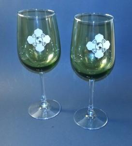 Misc - NDMS Wine Glasses
