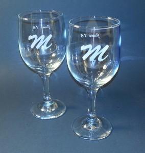 Misc - Wine Glasses - M