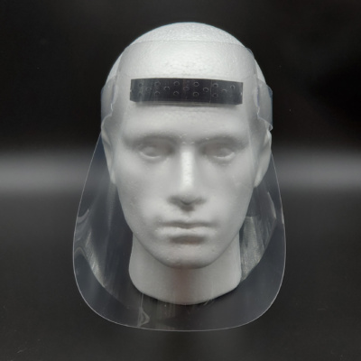 Face Shield - Front View