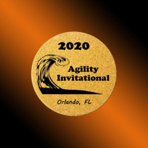 Agility Invitational Coaster