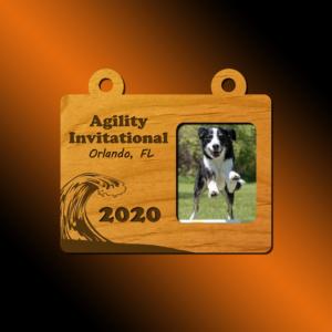 Agility Invitational Ornament