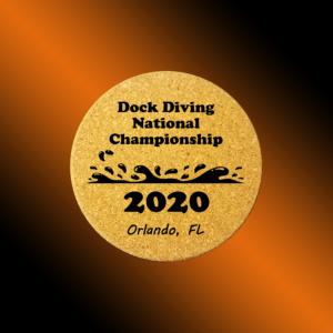 Dock Diving Coaster - Splash