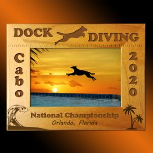 Dock Diving Frame